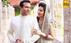 Exclusive Pictures of Shaista Lodhi's Wedding