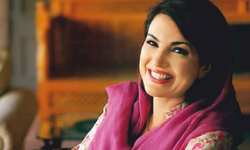 Is Reham Khan's journalism degree fake?