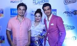 'Karachi se Lahore,'  a star studded  premiere  in Lahore