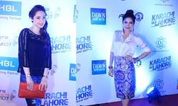 'Karachi se Lahore,'  a star studded  premiere  in Lahore