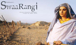 'Swaarangi,' a good attempt, but fails to deliver