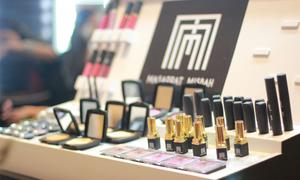 Masarrat Makeup Pavilion opens at Fortress Mall, Lahore