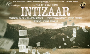 First look of the new Pakistani movie 'Intizaar' revealed