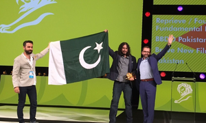BBDO Pakistan wins many accolades at Clio Awards 2015