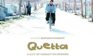 The official trailer of 'Quetta - A City of Forgotten Dreams'