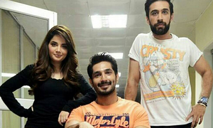 'Janaan' enters last leg of the shoot
