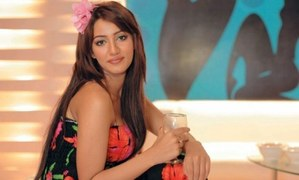 Mathira features in hubby's latest video 'Ishq'