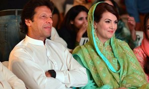 Innings over: Imran Khan and Reham Khan decide to part ways