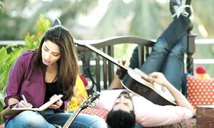 'Ho Mann Jahaan' team on 'Good Morning Pakistan'