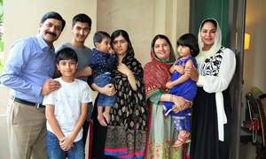 Malala Yousufazai meets Veena Malik