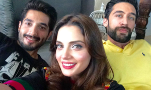 Round 2: Rehearsals for 'Janaan' final leg are in progress
