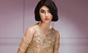 Sana Yasir reveals her Autumn/Winter Collection