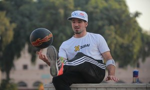 Sean Garnier continues to captivate audiences in Pakistan