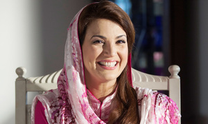 Reham Khan joins Neo TV