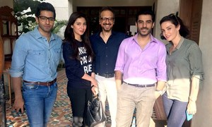 Campus calling: 'Ho Mann Jahaan' team visits IBA, CBM, and Greenwich