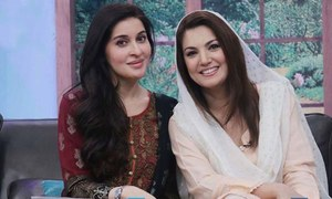 Reham Khan sings Jagjit's ghazal and makes everyone sad
