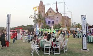 Urdu 1 is official media partner for 'Karachi Eat 2016'
