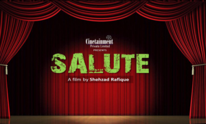 Shehzad Rafique's 'Salute' to release on 23rd March worldwide