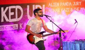 CrankedUp Karachi was a much needed event for music lovers!