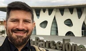 HIP's Travel Diary: Tapu Javeri's 'Messi moment'
