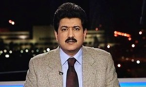 Hamid Mir nominated for the 'Censorship Freedom of Expression Awards'