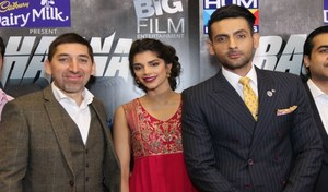 Big Film, Hum Films, and LALA host star studded premieres of 'Bachaana'