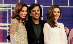 Cybil Chowdhry's 'Celebrity Lounge' completes 25 episodes!