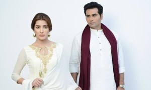 Humayun Saeed is back with a bang on TV in 'Dil Lagi'