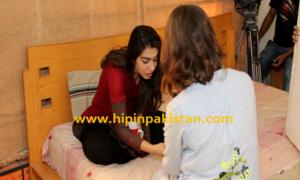 HIP goes behind the scenes of upcoming drama serial 'Wafa'