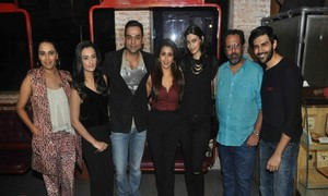 It's wrap up time for Momal Sheikh's 'Happy Bhaag Jayegi'