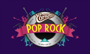 Cornetto all set to Pop and Rock!