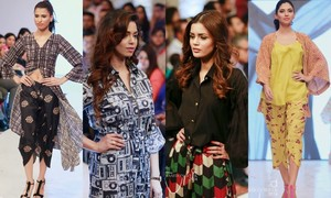 12 Best looks from Daraz Fashion Week