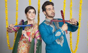 Faysal Qureshi and Nida Yasir gear up for the grandest wedding ever!