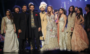 'BCW Gold' was a star-studded affair