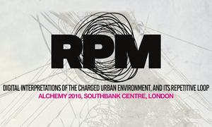 Salt Arts presents RPM at the Alchemy Festival 2016