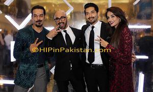 HSY open's its doors in Karachi's Dolmen Mall