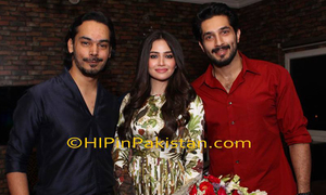 Sana Javed's debut film gets a title