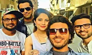 Ahsan Khan's 'Chupan Chupai' enters its last leg of shooting