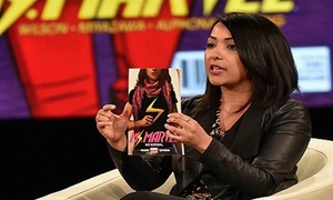 Marvel's Pakistani-American editor wants to create a diverse superhero universe