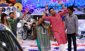 A day on the sets of Jeeto Pakistan and Shan-e-Ramazan