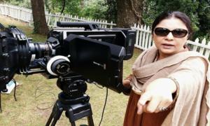 Sakina Samo, Ahsan Khan and Meraj Uddin collaborate for Sukh Dukh