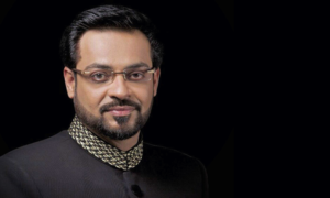 Amir Liaquat fails to enter the Guinness Book of Records