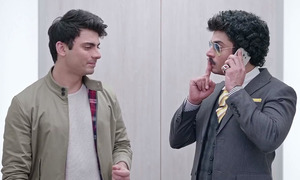 Fawad Khan Vs Oochi: Who wins in Oye Hoye's latest TVC?