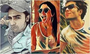 Prisma frenzy catches up with Pakistani celebrities