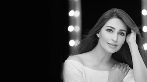 Reema looks stunning in the new L'oreal Revital lift filler ad