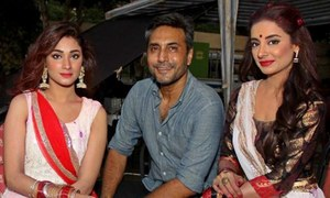 We (Muslims) are shooting a Hindu festival at a Christian monument: Adnan Siddiqui