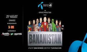 In Focus: Bananistan is two hours of laughter therapy