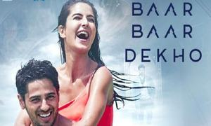 In Focus: Baar Baar Dekho is all about clichéd Bollywood masala