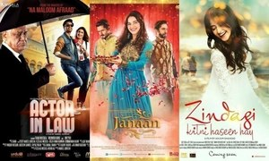 Box office report: Actor In Law leads the way for Janaan and ZKHH