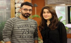Faysal Qureshi & Shaista Lodhi to share screen space in upcoming serial